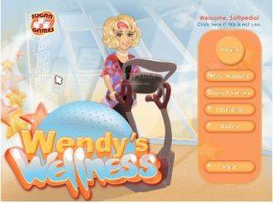 تحميل العاب بنات مجانا برابط مباشر Wendy Wellness