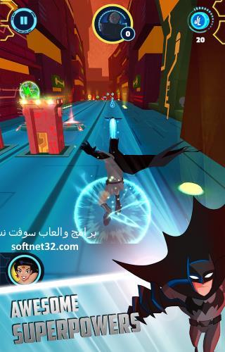 تحميل لعبة الرجل الوطواط باتمان