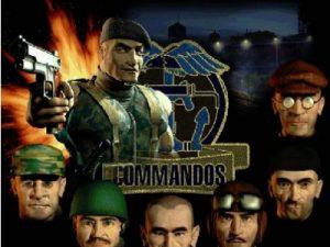 تحميل لعبة الاكشن كوماندز مجانا Commandos Behind Enemy