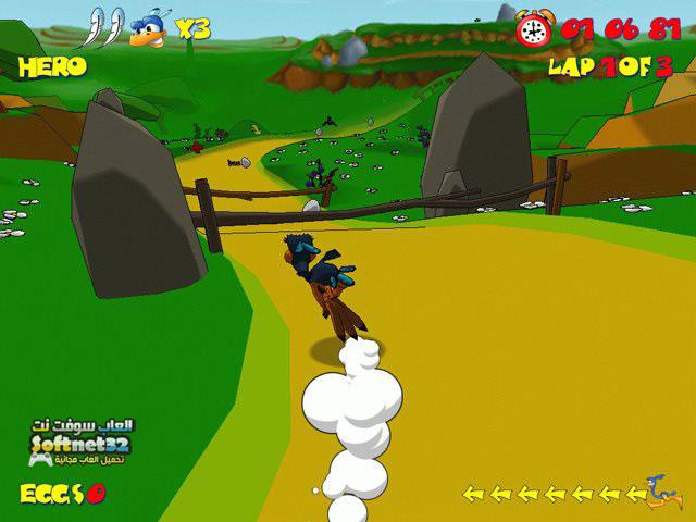downlaoad Ostrich Runners