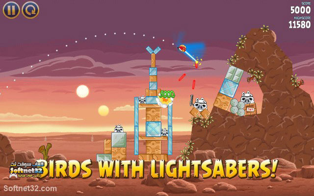downlaod Angry Birds Star Wars pc