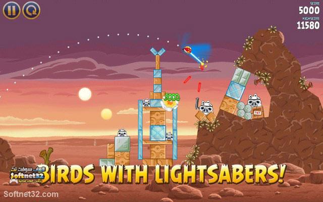 downlaod Angry Birds Star Wars pc