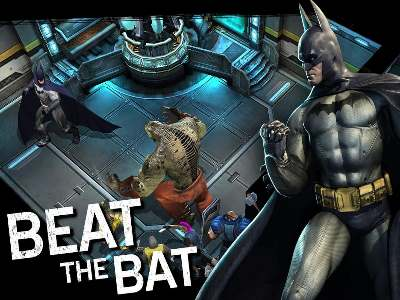 تحميل العاب باتمان الرجل الخفاش Batman مجانا برابط واحد للموبايل