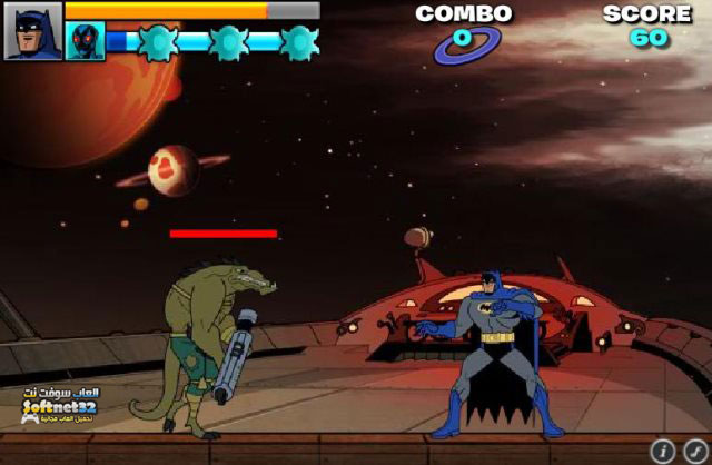 download Batman Double Team