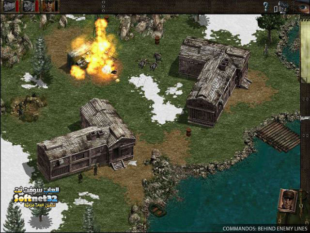 download Commandos Behind Enemy Lines