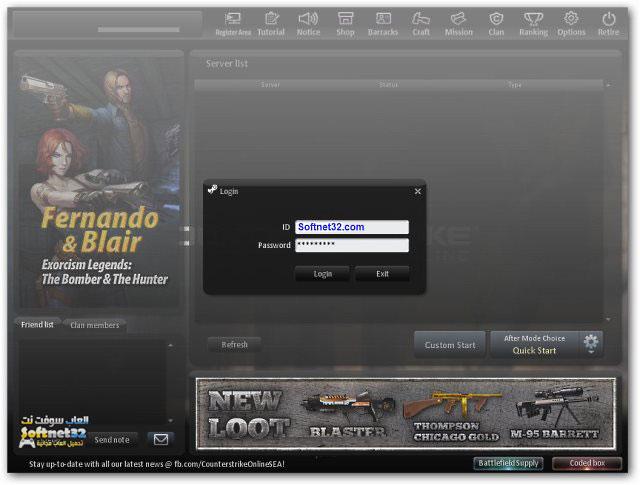 download Counter-Strike Online 1