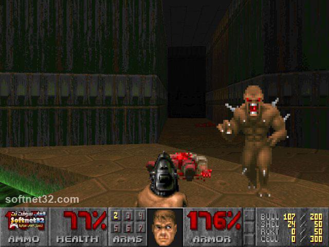 تحميل لعبة الاكشن جحيم الدووم الجديدة Doom Inferno
