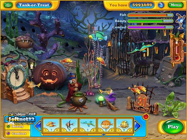 download Fishdom Harvest Splash