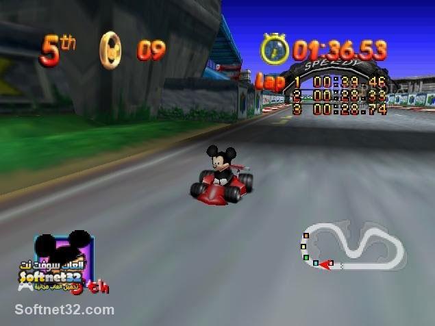 download Mickey no Racing Challenge USA