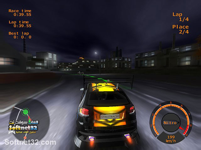 download Night Street Racing