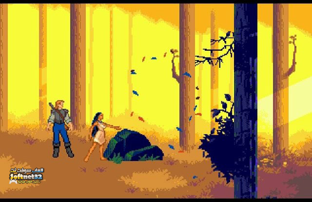 download Pocahontas  games