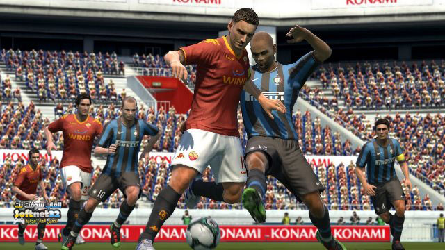 download Pro Evolution Soccer