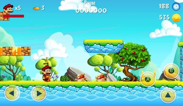 تحميل لعبة مغامرات فتى الادغال كاملة مجانا 2 Super Adventure Island