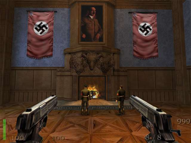 download  Wolfenstein Enemy Territory free