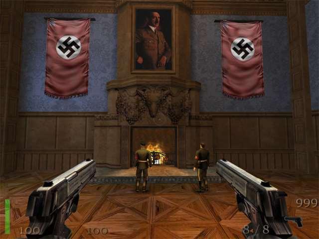 download Wolfenstein Enemy Territory free تنزيل لعبه الاكشن والحرب حرب الجواسيس Return To Castle Wolfenstein