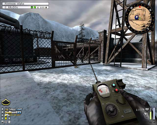 download  Wolfenstein Enemy Territory