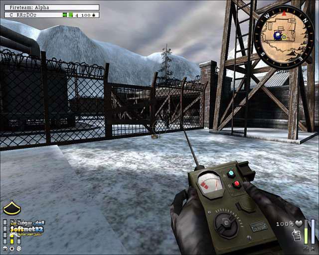 download  Wolfenstein Enemy Territory
