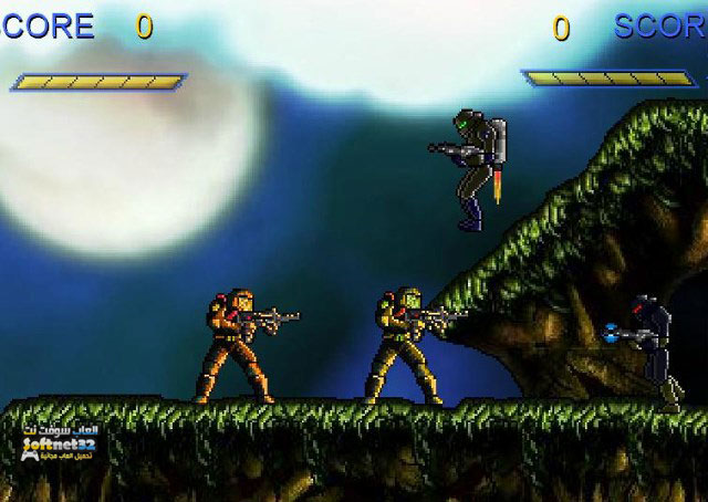 download contra games Contra The Last Fight