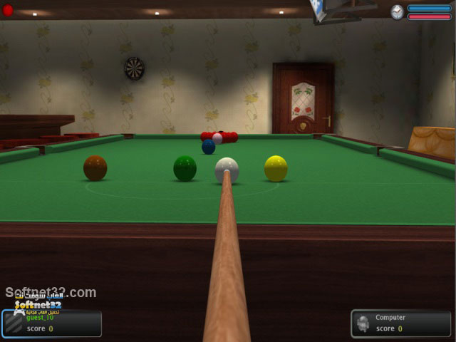 download free 3d pool games
