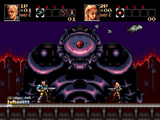 free Contra - Hard Corps download