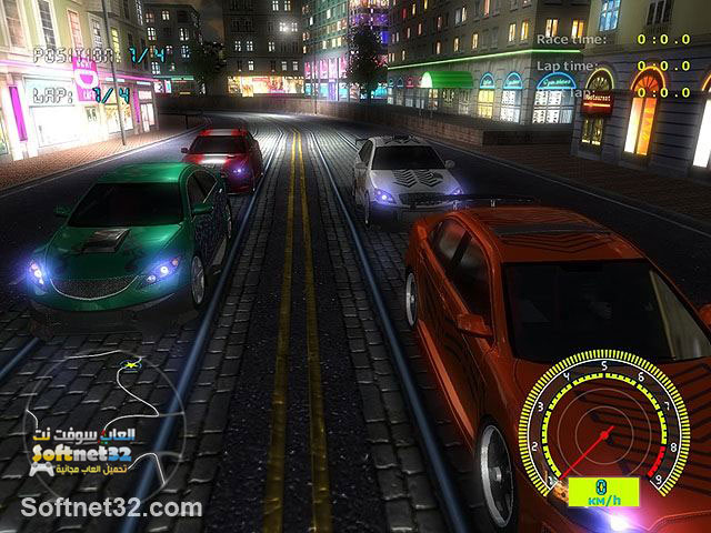 free Night Street Racing