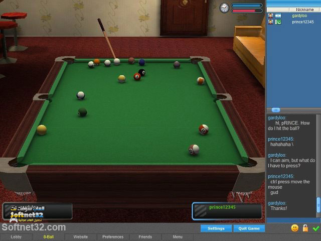 free Poolians Real Pool 3D