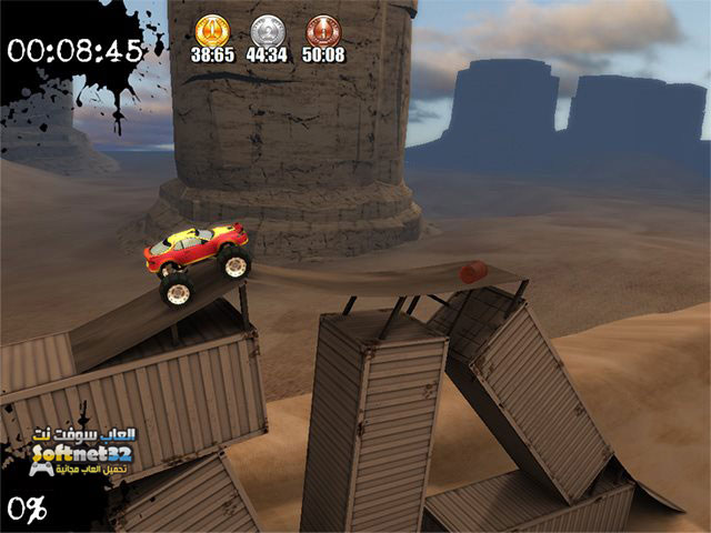 free download Monster Truck Challenge