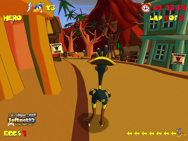 free download Ostrich Runners