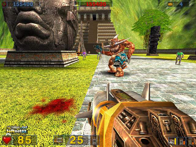 free download Serious Sam