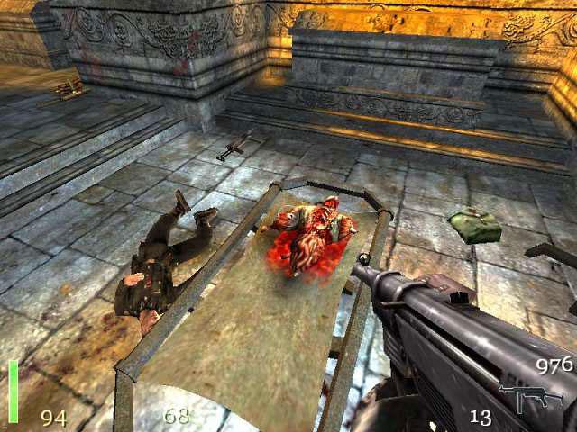 free download Wolfenstein Enemy Territory تنزيل لعبه الاكشن والحرب حرب الجواسيس Return To Castle Wolfenstein