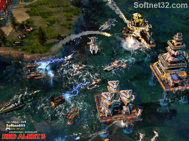 free for download Red Alert 3