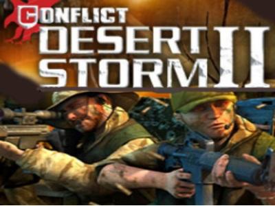 تحميل لعبة عاصفة الصحراء للكمبيوتر Conflict Desert Storm 2