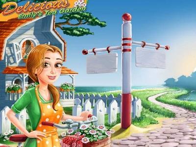 تحميل لعبة اميلي وحديقة الشاي - العاب خفيفة للكمبيوتر Emily Tea Garden