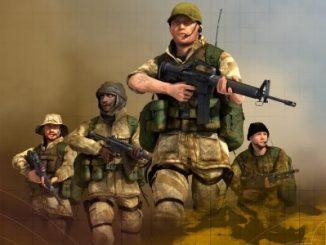 تحميل لعبة حرب العراق وامريكا