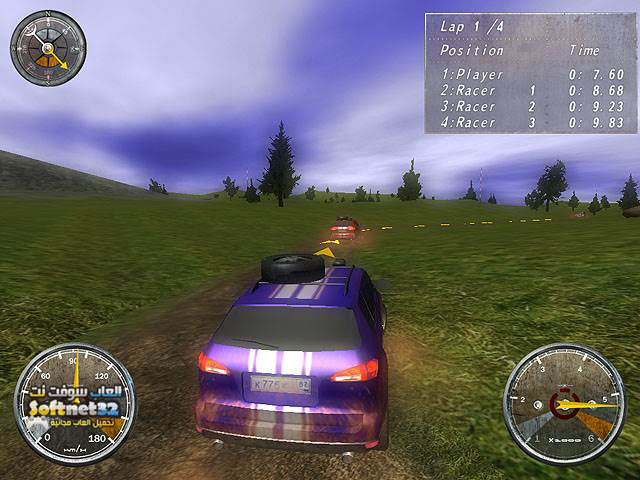 donwload Extreme 4x4 Racing