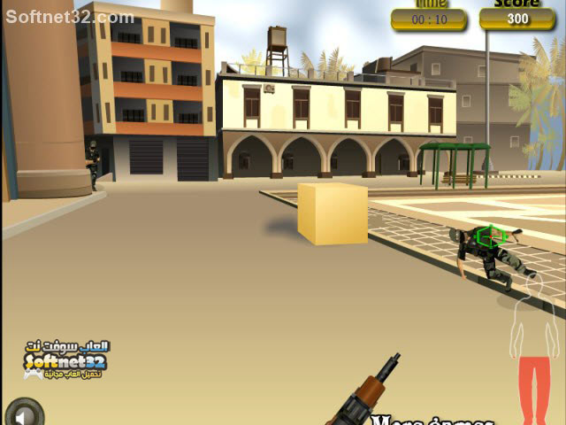 download 3D Sniper free