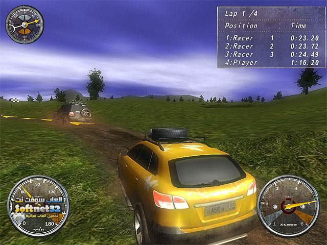 download Extreme 4x4 Racing free