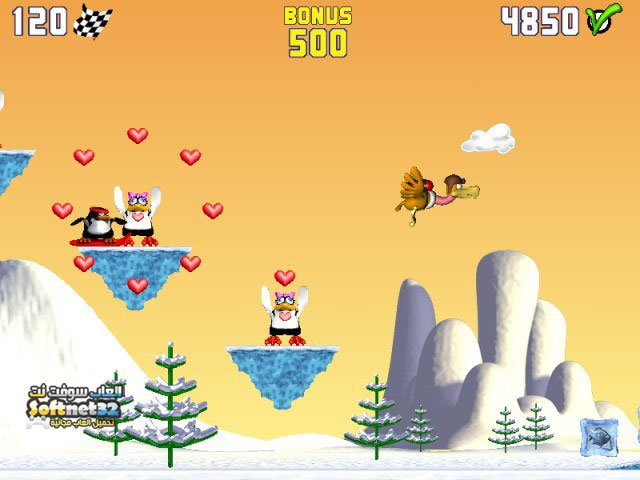 download Penguin versus Yeti