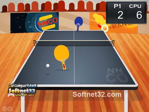 تحميل لعبة تنس الطاولة Tennis