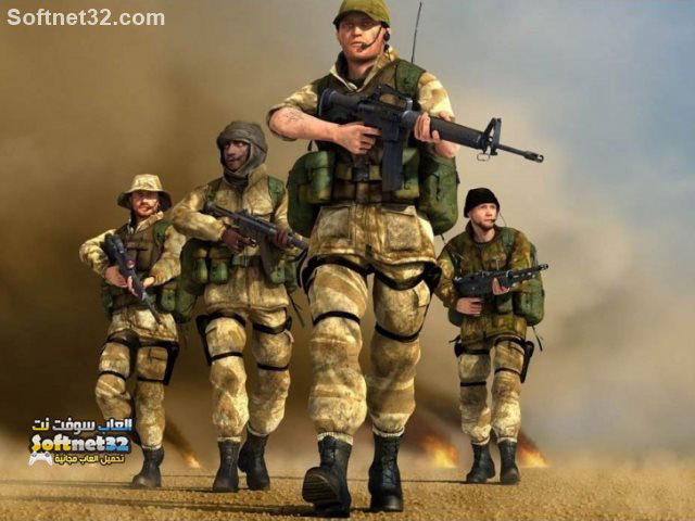 download conflict desert storm