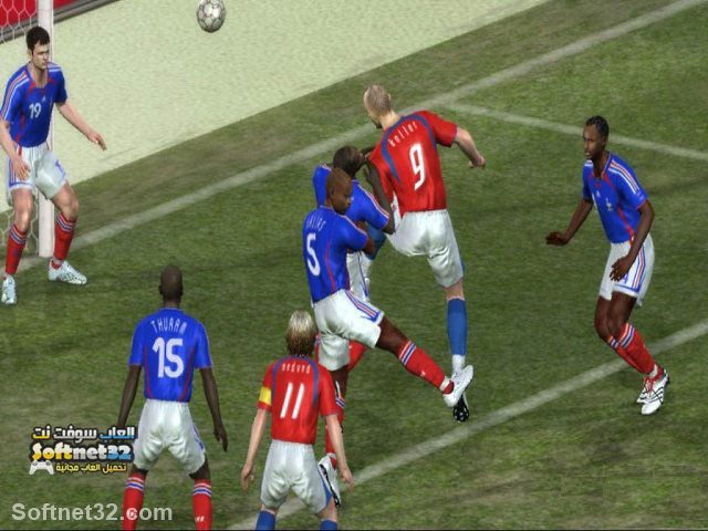download pes 6 Pro Evolution Soccer 6