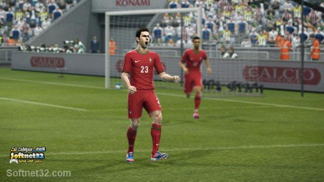 free Pro Evolution Soccer 2013 تحميل لعبة كرة القدم العالمية بيس Pro Evolution Soccer 2013 للكمبيوتر