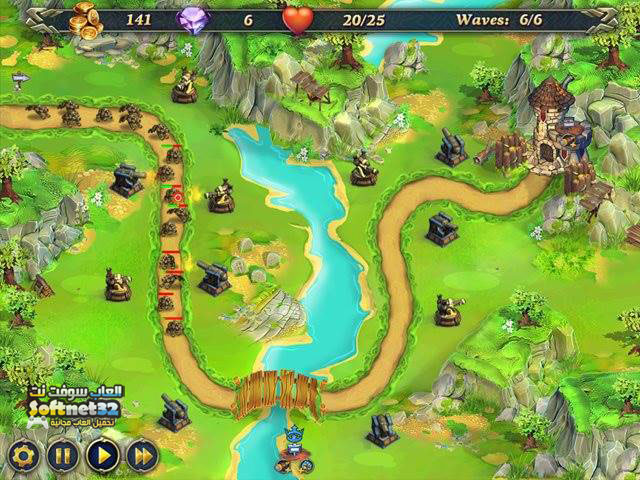 free Royal Defense download