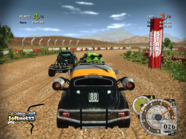free Turbo Rally Racing