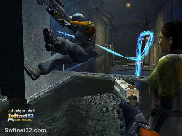 تحميل لعبة الاكشن Half-Life هاف لايف برابط واحد