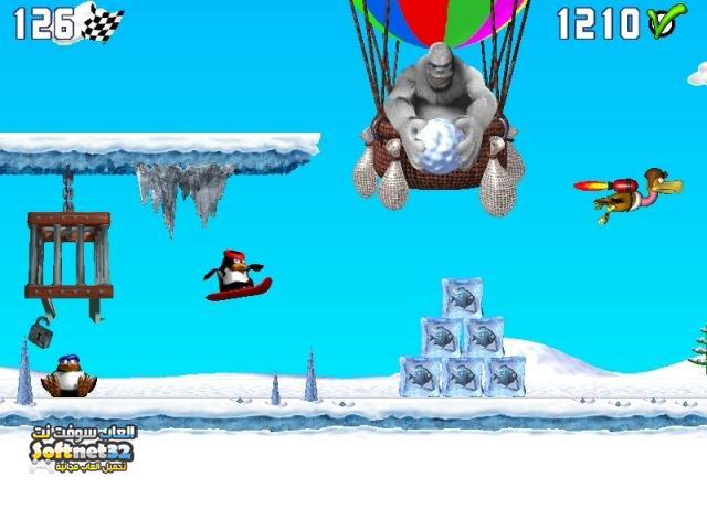 free download Penguin versus Yeti
