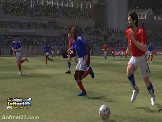 free download Pro Evolution Soccer 6