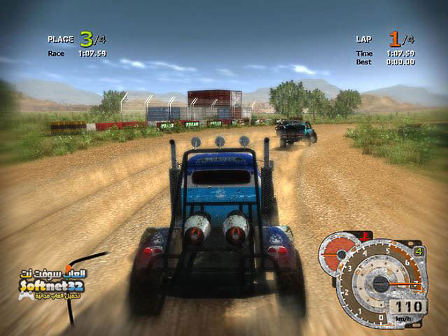 free download Turbo Rally Racing
