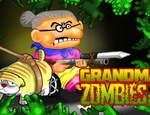 GrandMa vs Zombies