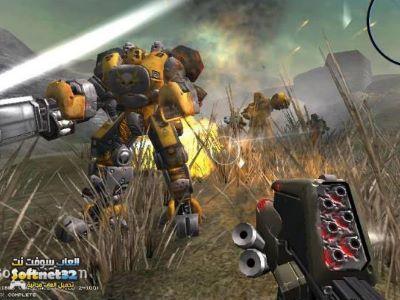 تحميل ألعاب كمبيوتر كاملة مجانا 2018 الرجل الحديدي Starsiege Tribes